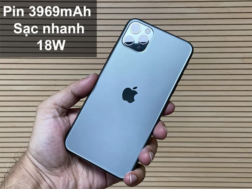Pin iPhone 11 Pro Max