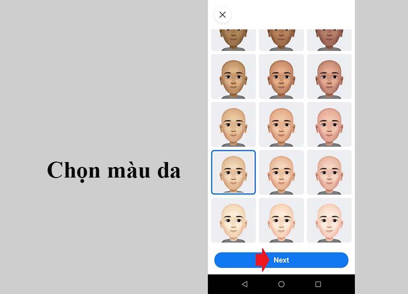 Cách tạo ảnh đại diện Emoji Facebook 3D đẹp