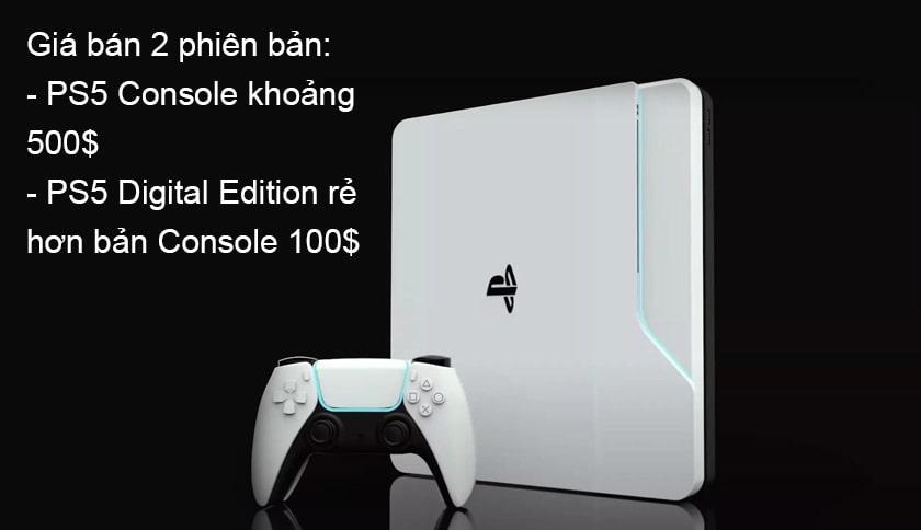 Ngày ra mắt PS5 và PS5 có giá bao nhiêu