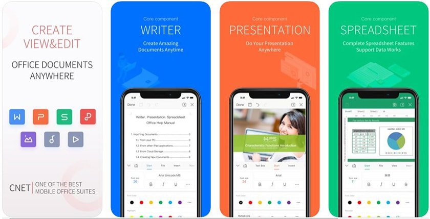 Ứng dụng WPS Office