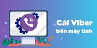 Cách cài đặt Viber trên máy tính laptop nhanh chóng