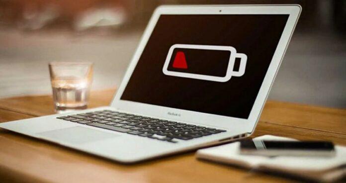 Nguyên nhân gây chai pin laptop