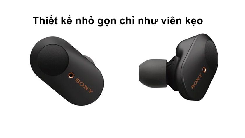 Thiết kế Sony WF-1000XM4