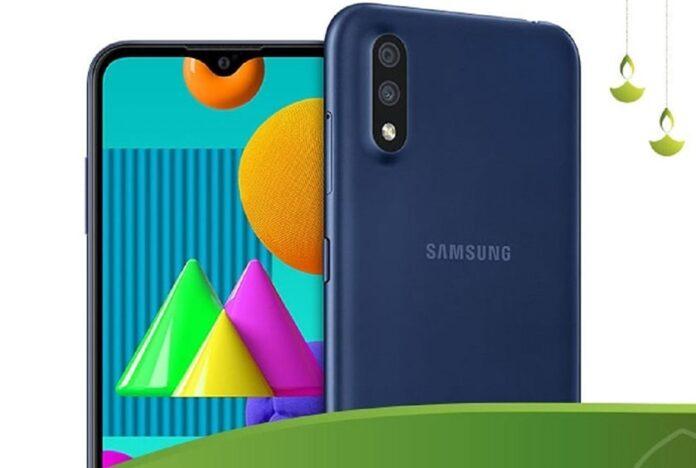 Điện thoại Samsung Galaxy M02 giá bao nhiêu, nên mua không?