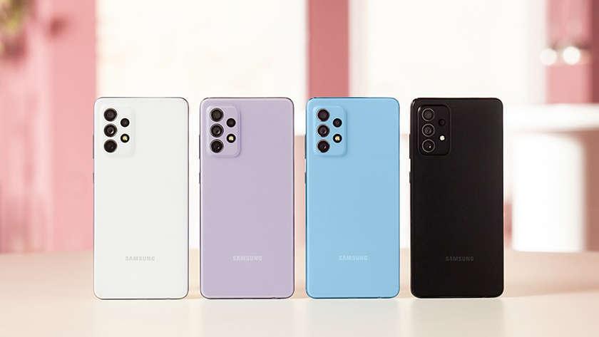 Thiết kế trên iPhone X và Galaxy A72