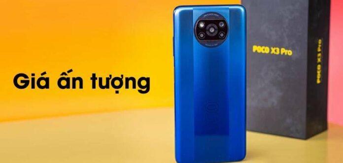 Đánh giá Xiaomi POCO X3 Pro 5G | Giá bao nhiêu tiền?