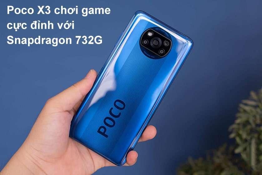 So sánh Realme 8 và POCO X3