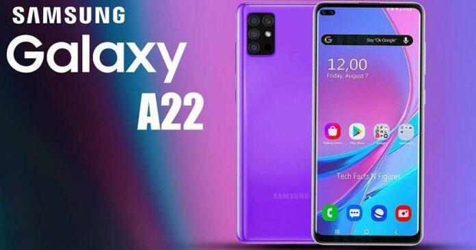 Điện thoại Samsung Galaxy A22 giá bao nhiêu? Có nên mua không?