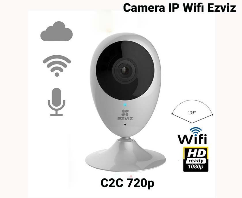 Ezviz C2C 720p